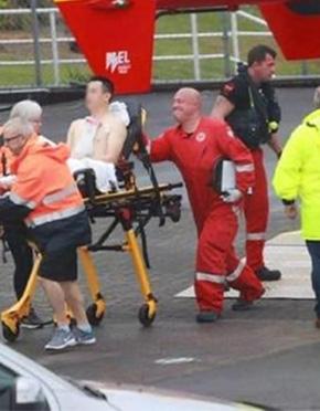 新西兰车祸5名中国游客遇难 7人正在救治