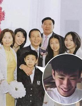 香港首富李兆基外孙 确诊新冠肺炎